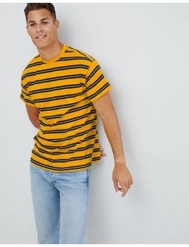 new-look-oversized-t-shirt-in-yellow-stripe by new-look