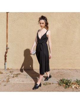 rollas-diana-wrap-dress---black by garmentory