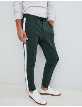 selected-homme-track-stripe-trouser by selected-homme