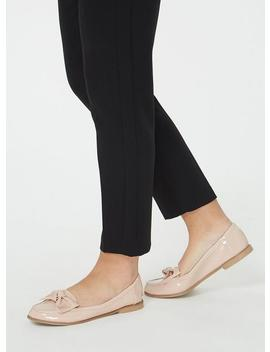 nude-leena-loafers by dorothy-perkins
