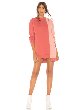 gameday-sweatshirt-dress by lovers-+-friends