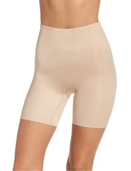 power-conceal-her-mid-thigh-shaping-shorts by spanx®