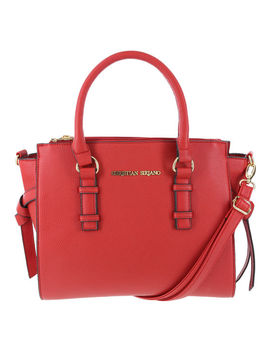 Women's Carly Knotted Satchel by Learn About The Brand Christian Siriano For Payless