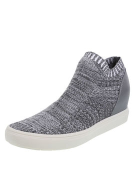Women's Elisha Knit High Top Sneaker by Learn About The Brand Brash