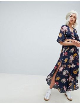pull&bear-floral-top-&-pants-two-piece by asos-brand
