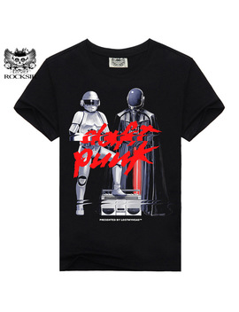 rocksir-2017-new-daft-punk-cool-mens-t-shirt-brand-clothing-rock-fashion-cotton-short-sleeve-shirts-casual-street-wear-tops-tee by rocksir