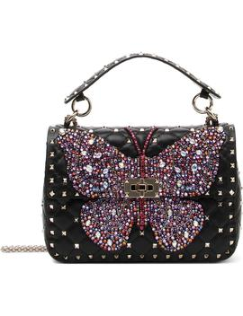 spike-it-medium-leather-shoulder-bag by valentino-garavani