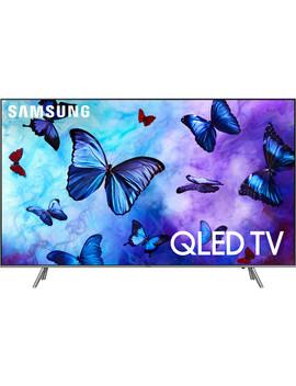 "Q6 Fn Series 55"" Class Hdr Uhd Smart Qled Tv by Samsung"