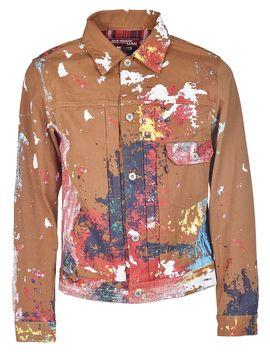 junya-watanabe-comme-des-garçons-x-carhartt-paint-splatter-jacket by junya-watanabe