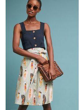 sunbather-midi-skirt by eva-franco