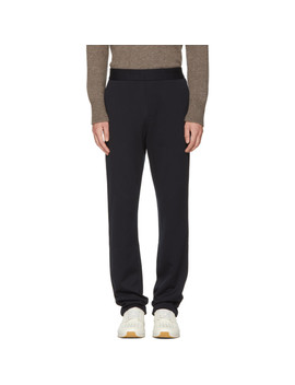 navy-sporty-lounge-pants by bottega-veneta