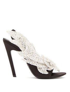talon-slash-slingback-sandals by balenciaga