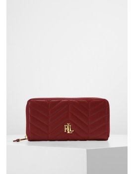 smooth-quilted---lommebok by lauren-ralph-lauren