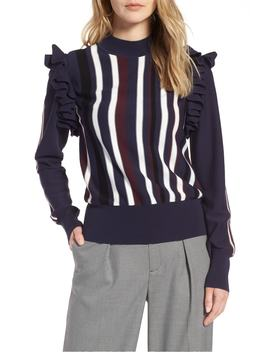detachable-sleeve-sweater by halogen®