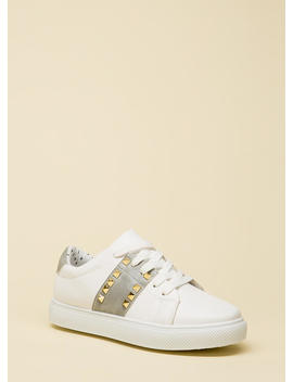 ultimate-stud-platform-sneakers by gojane