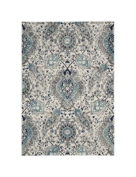 bungalow-rose-grieve-cream-area-rug-&-reviews by bungalow-rose