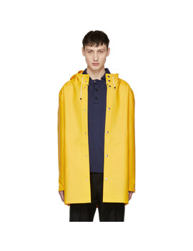 yellow-stockholm-raincoat by stutterheim