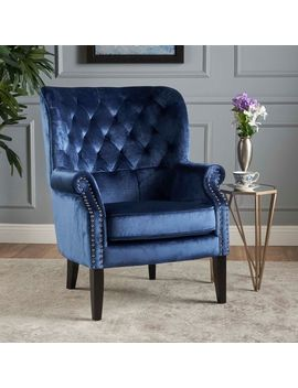 tomlin-blue-club-chair by pier1-imports