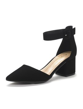 dream-pairs-womens-low-heel-pumps by dream-pairs