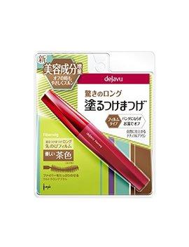 dejavu-fiberwig-ultra-long-mascara,-natural-brown,-025-ounce by dejavu