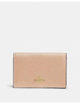 Business Card Case by Coach