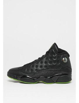 air-jordan-13-retro-black_altitude-green by jordan