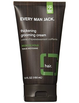every-man-jack-thickening-grooming-cream,-tea-tree,-5-fluid-ounce by every-man-jack