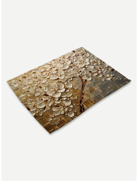 tree-printed-placemat by sheinside