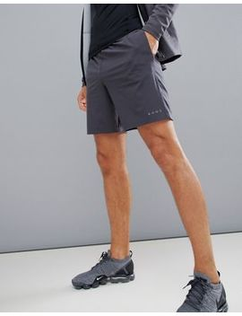 asos-4505-training-shorts-with-quick-dry-in-grey by asos-4505