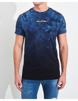 tie-dye-logo-graphic-tee by hollister