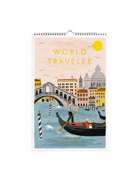 2019 World Traveler by Rifle Paper Co.