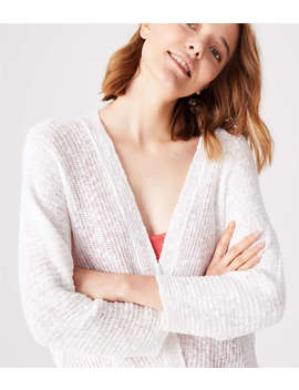 Lou &Amp; Grey Cloudstitch Open Cardigan by Loft