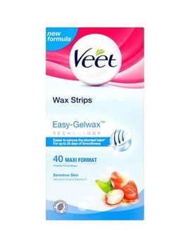 veet-40-wax-strips-maxi-format---sensitive-skin by veet