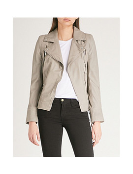 washed-leather-biker-jacket by karen-millen