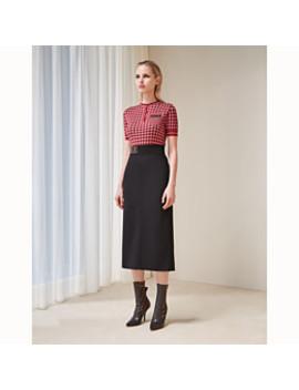 skirt by fendi