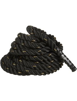 amazonbasics-battle-exercise-training-rope,-15_2in-diameter,-30_40_50ft-length by amazonbasics