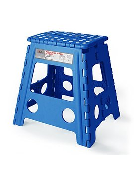 acko-16-inch-super-strong-folding-step-stool-for-adults-and-kids-kitchen-garden-usage-blue by acko