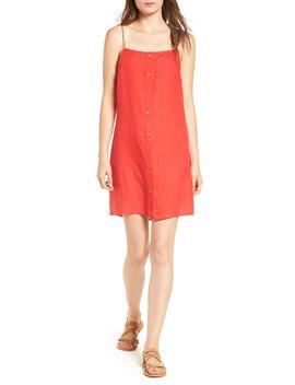 woven-shift-dress by love-like-summer-x-billabong