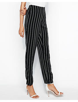 high-waisted-double-stripe-trouser-pant by express
