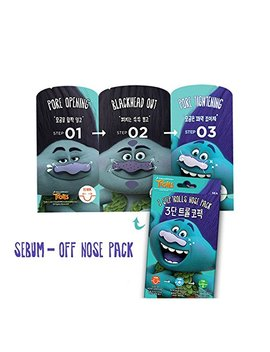 trolls-dreamworks-animation-3-step-trolls-nose-pack-5-sheets_-peel-off-type by oliveyoung