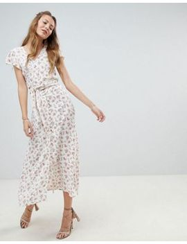 flynn-skye-ditsy-top-&-skirt-two-piece by asos-brand