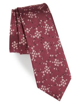 floral-silk-tie by paul-smith