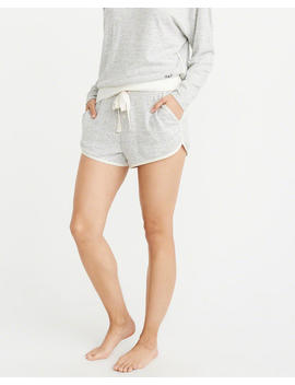 Cozy Sleep Short by Abercrombie & Fitch