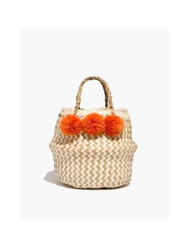 Xinh & Co. Mini Basket Tote by Madewell