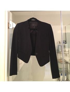 bcbg-max-azria-cropped-blazer by bcbgmaxazria