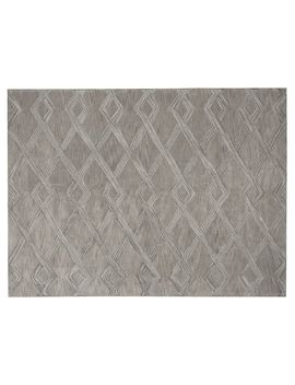 chase-tufted-rug---gray by pottery-barn
