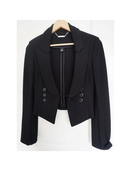 black-cropped-blazer by white-house-black-market