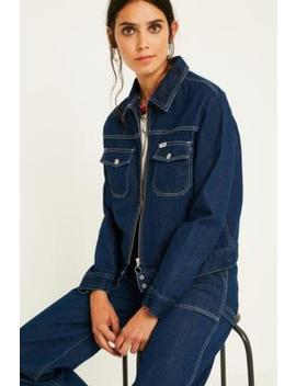 wrangler-carpenter-denim-jacket by wrangler