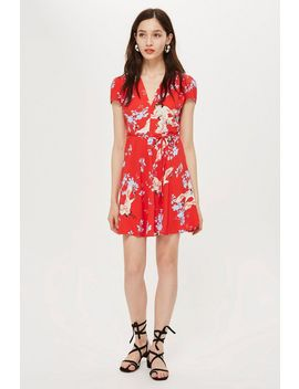 **heron-tea-dress-by-glamorous-petites by topshop
