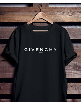 givenchy-t-shirt---givenchy-paris-shirt-for-men-and-women---givenchy-inspired---free-shipping---givenchy---short-sleeve-unisex-t-shirt by etsy